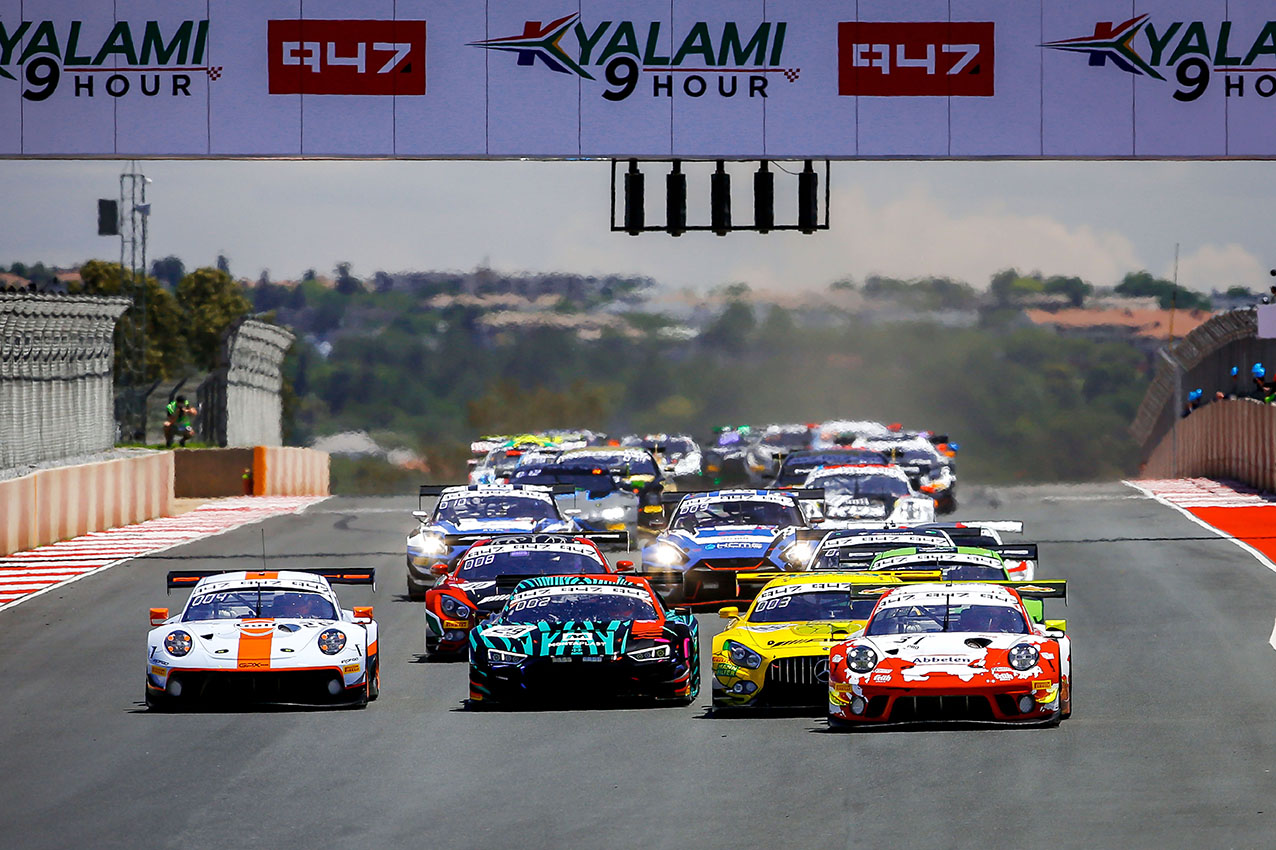Kyalami: 9 Hours of Kyalami on November, 23, 2018, (Photo by Juergen Tap)