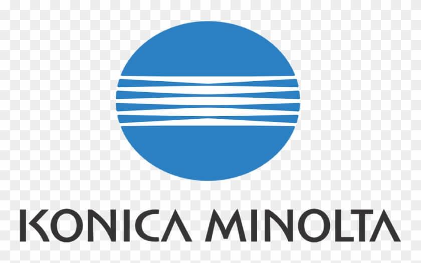 Logo Konica Minolta HD